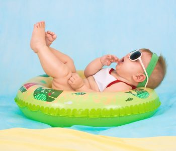 Quel hébergement de vacances avec un bébé ?
