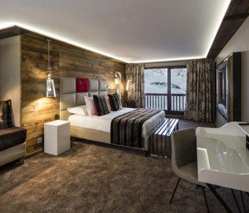 Top 5 des hôtels de luxe en Rhône-Alpes
