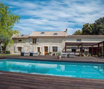 Top 5 des hôtels de la Drôme