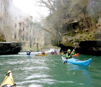 Où faire du canoë en Rhône-Alpes ?