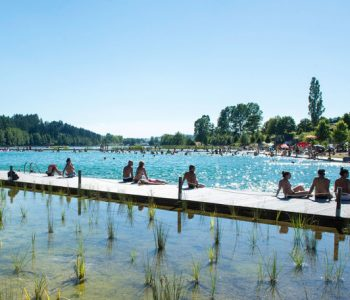 Où se baigner en Rhône-Alpes ?